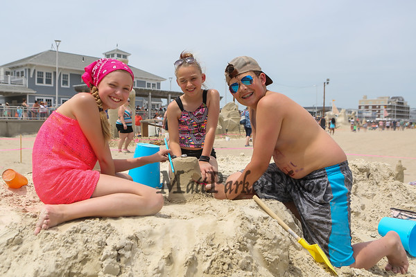 18th Annual Hampton Beach Sand Sculpting Competition
