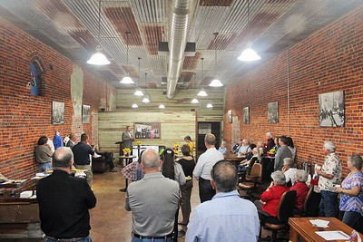 Chamber Mixer featuring Tomlin Investments, 10/27/2015