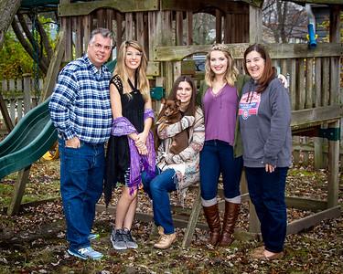 Family Photo Fall 2016