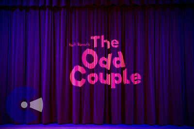 Odd Couple Rehearsal 1