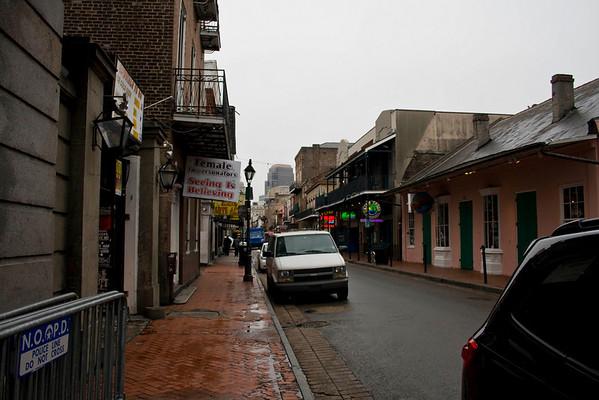 New Orleans, Dec 2008