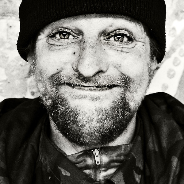 Billy - Street Portrait - Edinburgh