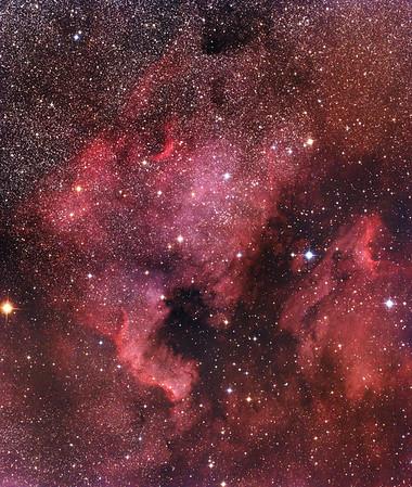 IC-5070 NGC-7000