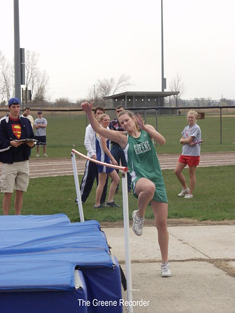 Girls Track and Field at N-K