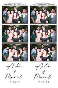7/23/21 - Artur & Maral Wedding