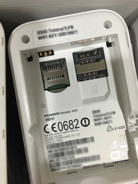 Huawei E5372 4G 150mbps LTE Router