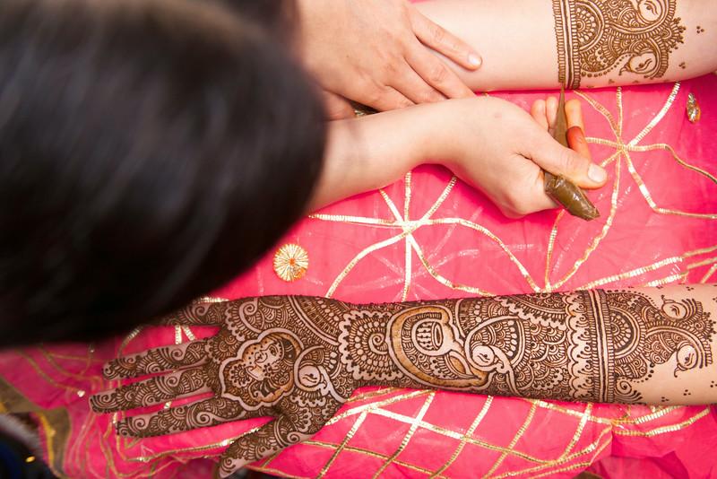 Le Cape Weddings - Indian Wedding - Day One Mehndi - Megan and Karthik  695.jpg