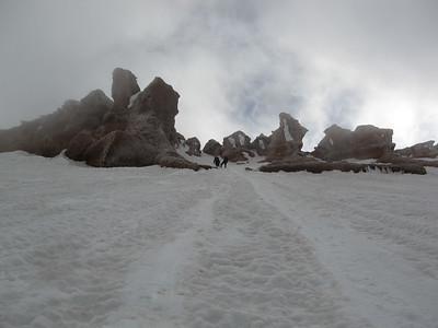 Mount Shasta - May 26 & 27, 2007