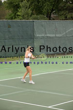 Girls Tennis vs New Prague