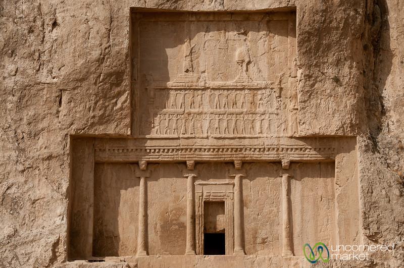 Naqsh-e_Rustam - Near Persepolis, Iran