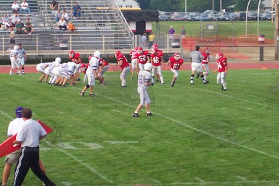 2001 Reserve Football vs Huber Heights Wayne (Scrimmage)
