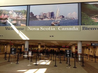 Nova Scotia Trip (Oct. 11-13)