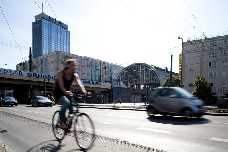 Karl-Liebknecht Street, Berlin, Germany