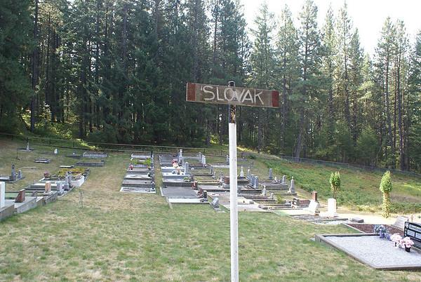 USA  Trip Day 7 - Ele Clum to Spokane