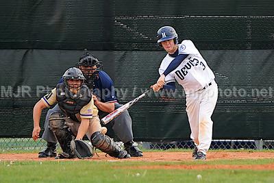 H.S. Varsity Baseball 08