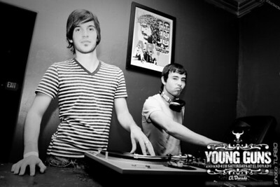 Young Guns w/ Gray Ghost and Groundfloor @ Eldorado 9-12 + Afterparty