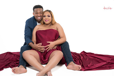 Lilly & Pat Williams Maternity Shoot