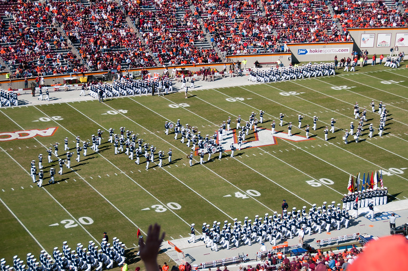 Virginia Tech Marching Virginians Alumni & Parents Day