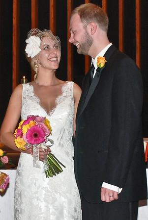 MEGAN & STEVEN'S WEDDING 7/31/2010