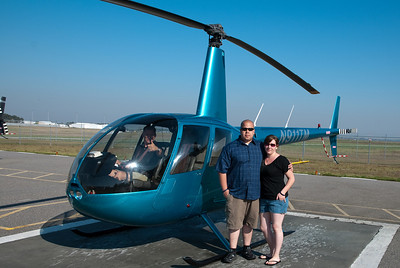 Helicopter Tour of Myrtle Beach