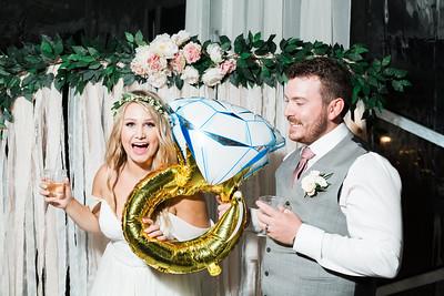 Jade & Tristan Wedding Photobooth