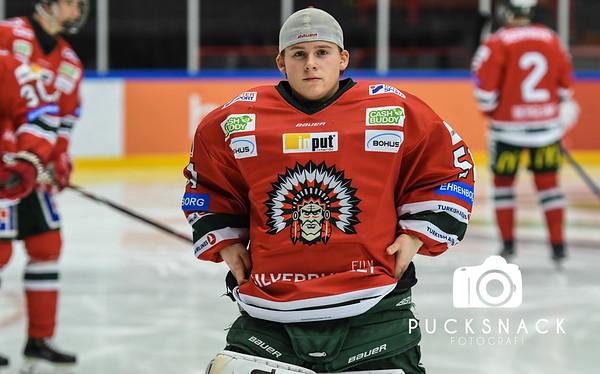 J18 Allsvenskan Södra: Frölunda HC - Södertälje SK