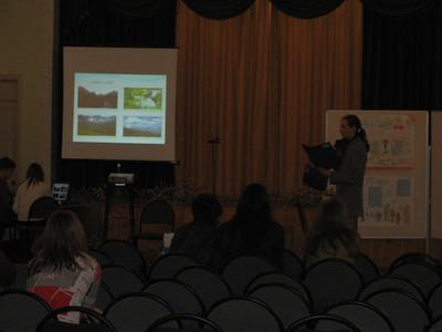 2008-02-07, Project on Chemistry presentation