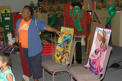Fiesta Bible School June 8, 2006