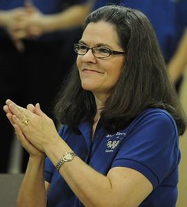 Ruthanne's Bryson Chorus Entertains Veterans