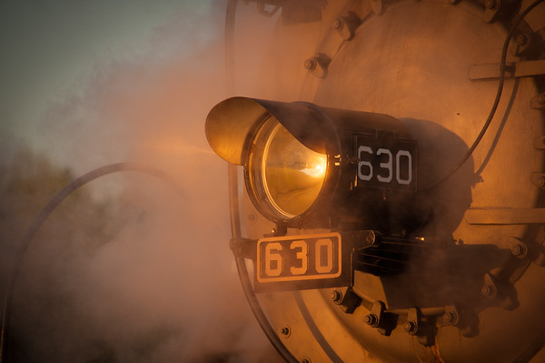 Southern 630 Steam Engine