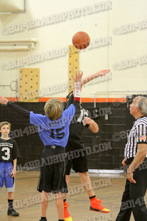 5/6 Boys Heat vs. Knicks