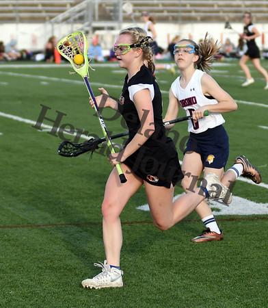Delano Tigers Girls Lacrosse 2017