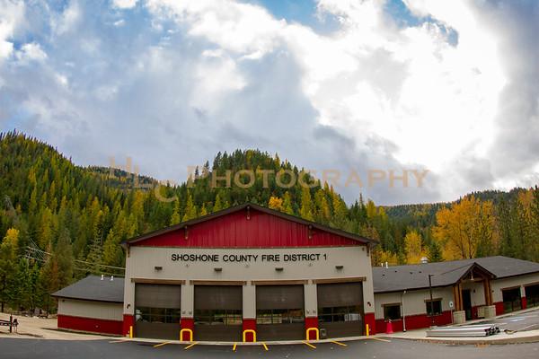 10/17/19 Shoshone County FD 1, Osburn, Idaho