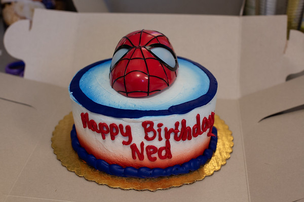 Ned's Birthday