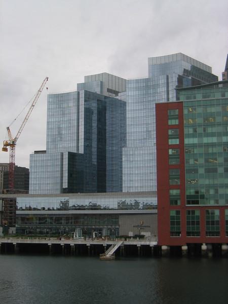 InterContinental Hotel. Boston
