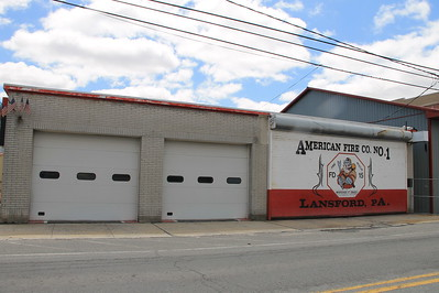 Status of American Fire Company No. 1 Fire Company, Lansford (4-27-2014)