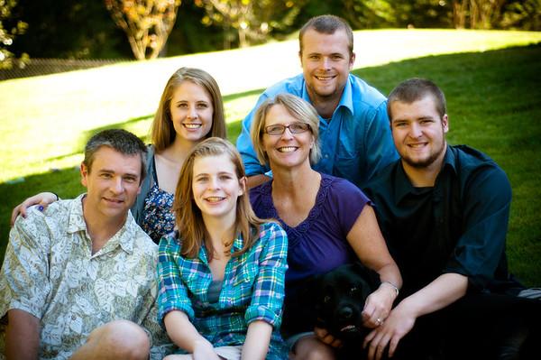 The Tougas Family