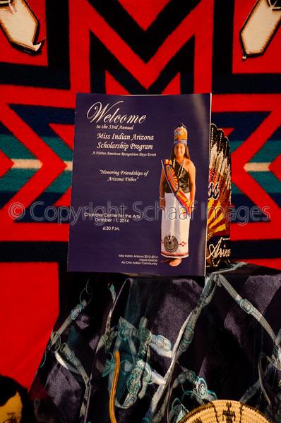 2014 Miss Indian Arizona Pageant