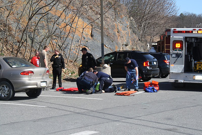 Police Investigate Alleged Homeless Man Attacked, Woods, Tamaqua (3-14-2012)