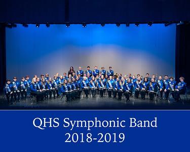 QHS Concert & Symphonic Bands - 2019