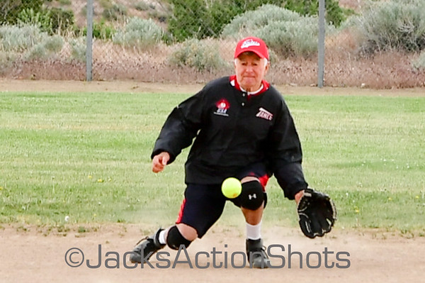Boco Softball vs Son's of Pitchers