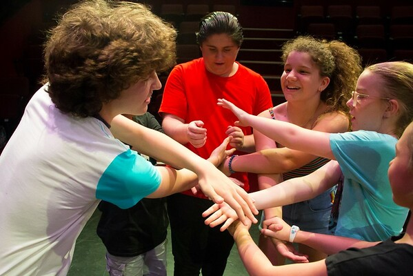 Broadway Bootcamp 2019 - Behind The Scenes