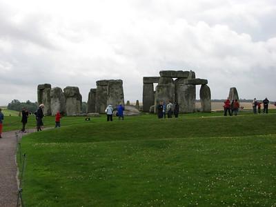 July 22 - Stonehenge - Salisbury