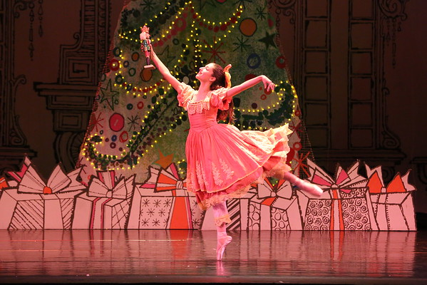 2016 Nutcracker Sunday Green Cast (12/4/2016)