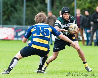 Delft 1 vs Tilburg 23 September 2012