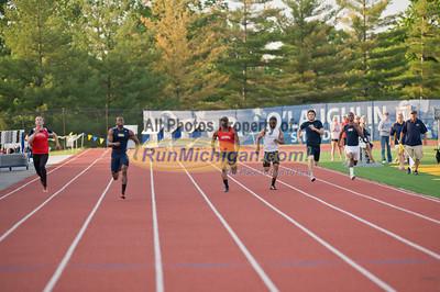 WHAC - 200 Meter Run