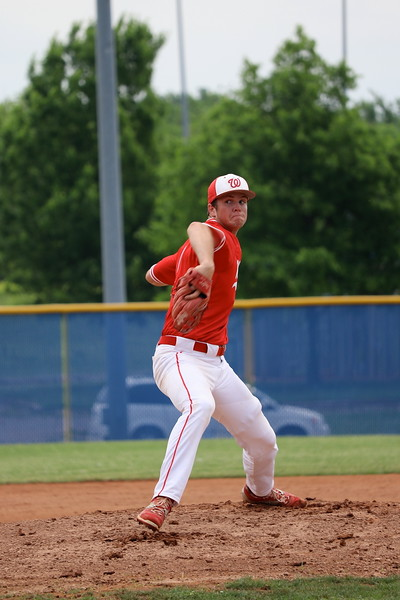 WHS Baseball vs Mulvane (REGIONAL 4A)  WHS 6  MHS 4