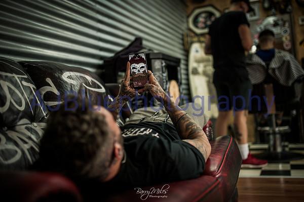 Scott's barber #threads