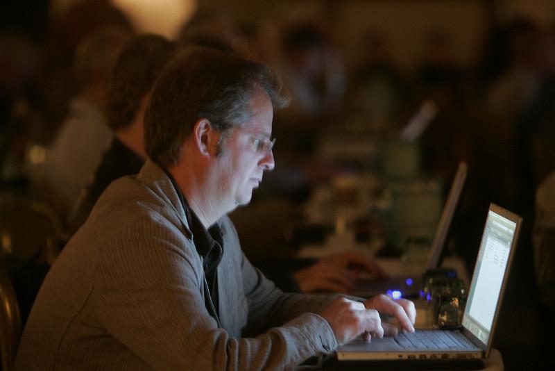 Steve Broback, blogger and president of the Parnassus Group