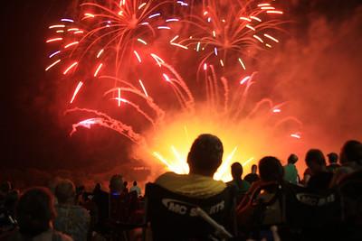 Grand Haven Fireworks 2011